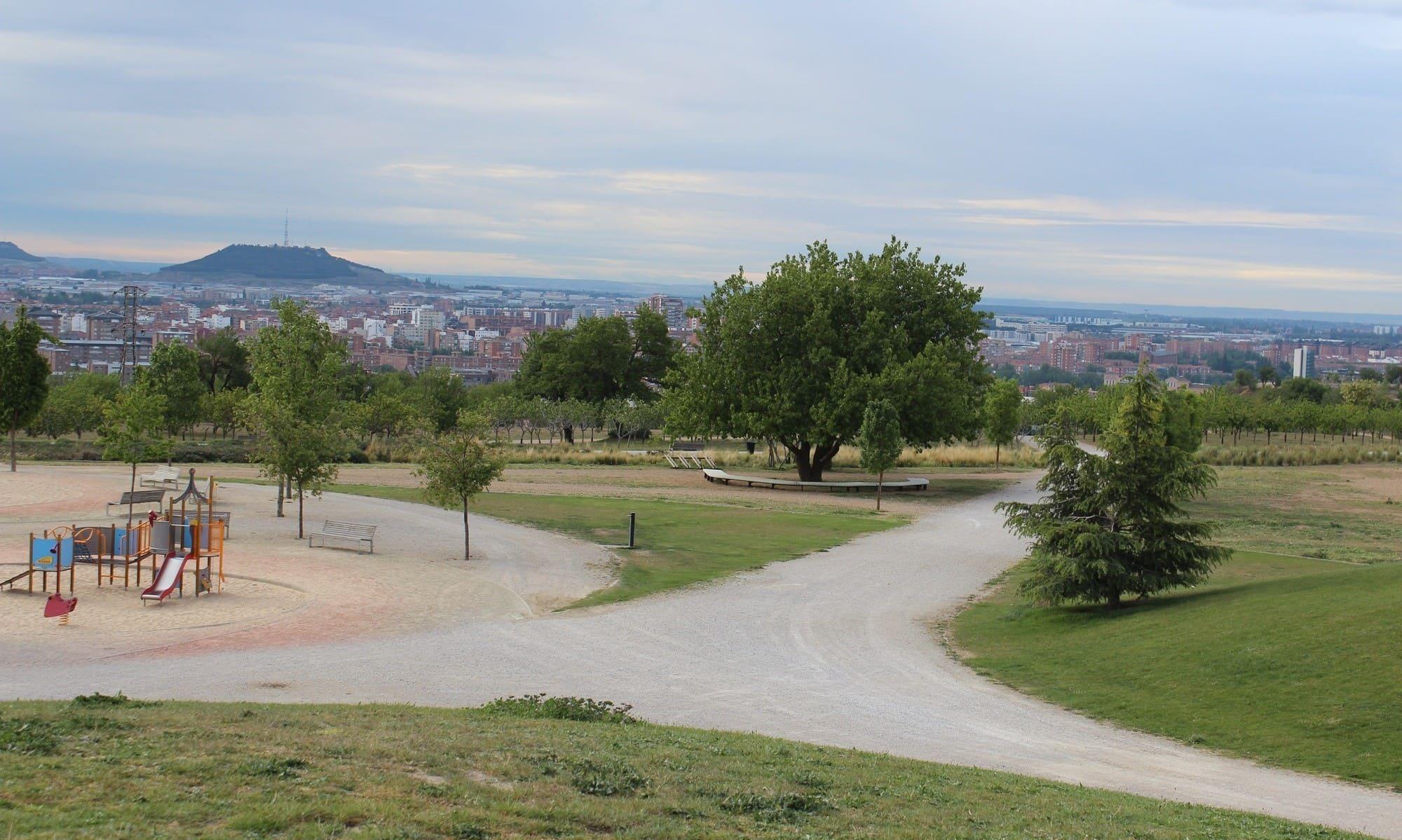 vistas : el parque por dentro