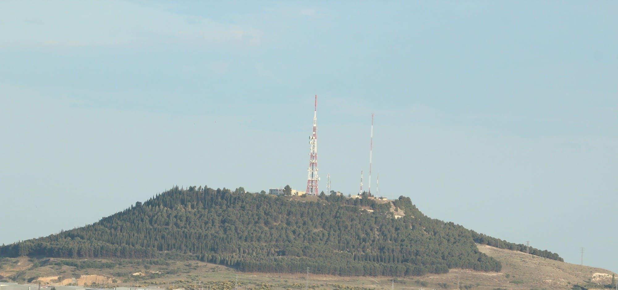 vistas : El cerro de san Cristobal